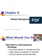 8- Global Management