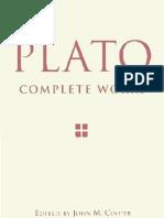 [柏拉图全集].Plato.Complete.Works