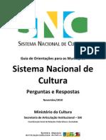 SNC - Guia de Orientação aos municípios