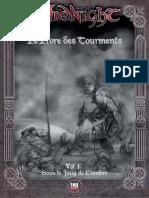 LE LIVRE DES TOURMENTS (VOLUME N°01)