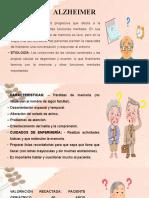 Places (Alzheimer y Parkinson)