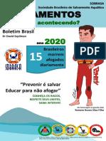 AFOGAMENTOS BoletimBrasil 2020