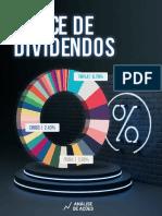 eBook Indice de Dividendos Analisedeacoes.com