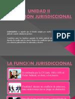 Derecho Procesal Civil - UNNE - Abogacía - Bolilla 2 - LA FUNCION JURISDICCIONAL