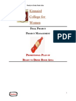 Copy of project management...final project.... promotional plan