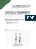 flotabilitat info