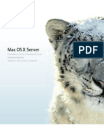 Introduction to Command-Line Administration, Mac Leopard v10.6