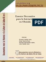 ENSERES OBATALA