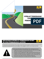 3 Paparan Desain Overlay Perkerasan Kaku Di Atas Perkerasan Lentur