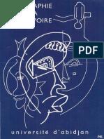 Biographie de La Côte d'Ivoire de Geneviève Janvier