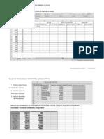 Actividad de Excel