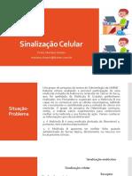 Sinalização celular (Atividade)