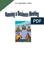 LI-VRunning a Business Meeting