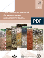 Base referencial mundial del recurso suelo - FAO