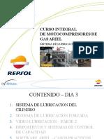 ARIEL 0301 Sistema de Lubricacion Cilindro