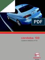 Manual Seat Cordoba