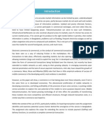 E-marketing ( cellbazaar)