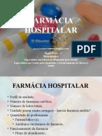 FARMÁCIA HOSPITALAR - ALANA BRITO
