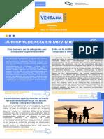 Ventana Al Derecho Ed. 21