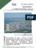 Port-Camargue, un littoral touristique aménagé