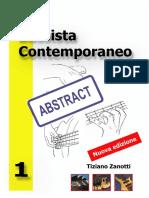 Bassista Contemporaneo Volume 1 (Abstract)