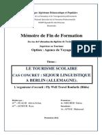 Memoire Fini PDF