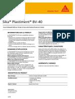 Sika Plastiment Bv 40