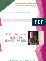 Actividad 6. Postura Fernando Savater 4.3