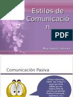 Estilos-de-Comunicación