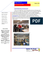 SFTHS March Newsletter
