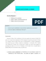 Conference 9 INTRODUCTION à l Etrude de Droit S3 ECONOMIE Groupe B