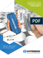 Hyperion Canmakers Solutions Brochure Portuguese