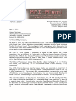 Linda Orlans - Request For Investigation