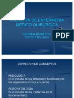 ATENCION DE ENFERMERIA MEDICO QUIRURGICA 2011