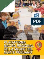 Encarte Macro Regional Mujer Norte Peruana