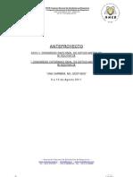 ANTEPROYECTO_CONGRESO ANEB 2011 (versin marzo)
