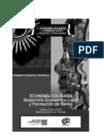 Economía Solidaria y Desarrollo Local y Formación de Redes