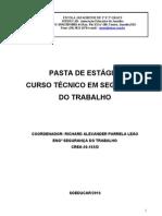 PASTA DE ESTAGIO DE SEGURANAÇ DO TRABALHO