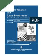 NIBM debt syndication course_broucher368