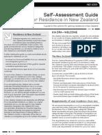 PermanentResident NZ INZ1003November2010