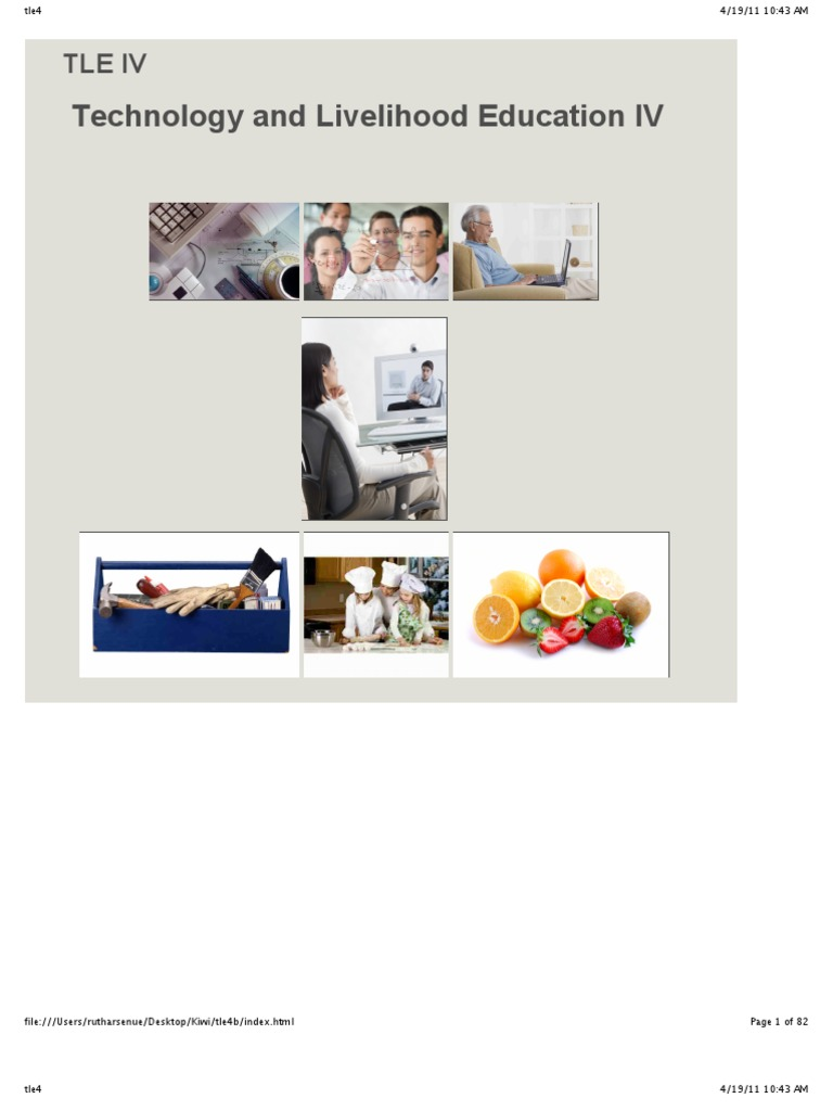 Tle4 unit 4 entrepreneurship technology world wide web fandeluxe Images