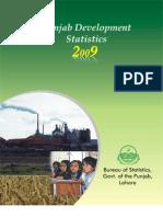 Punjab Development-Statistics-2009