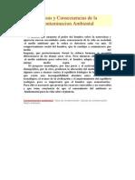 Causas y Consecuencias de la Contaminacion Ambiental