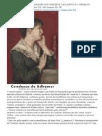 AS MISTERIOSAS PERSONALIDADES DOS CONDES DE CAGLIOSTRO E S