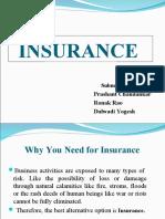 Insurance ppt