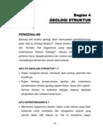 GeologiStruktur
