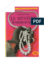 Blyton Enid Le mystère du collier de perles