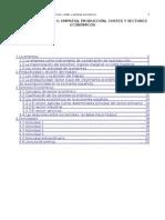 Unidad didáctica Empresa, producción, costes