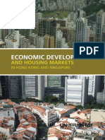 Economic Development and Housing Markets in Hong Kong and Singapore