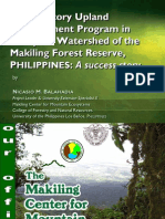 Participatory Upland Development Program in Dampalit Watershed of the Makiling Forest Reserve, PHILIPPINES